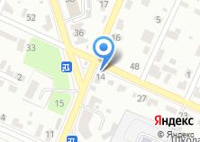 Компания «Деловые Решения» на карте
