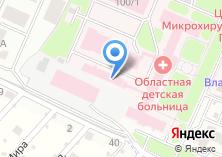 Компания «Бюро медико-социальной экспертизы по Брянской области» на карте
