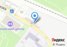 Компания «М2М-Брянск» на карте