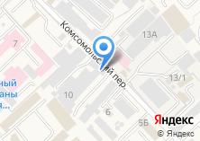 Компания «Новые шинные технологии» на карте