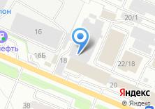 Компания «ТехноВЕД» на карте