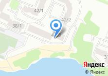 Компания «Строящийся жилой дом по ул. Московском микрорайон» на карте