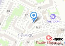 Компания «Rashidovna_nails» на карте
