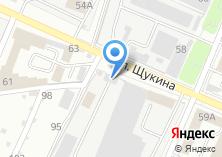 Компания «Динамо-Брянск-Сервис» на карте