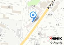 Компания «Адвокатский кабинет Павлова А.В» на карте