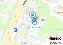 Компания «Медицина и техника» на карте
