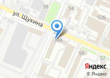 Компания «Кирпич центр» на карте