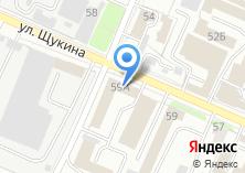 Компания «ПрофМед» на карте