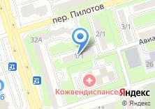 Компания «Сеть пунктов приема платежей» на карте