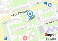 Компания «ИНДЕКС-БРЯНСК» на карте