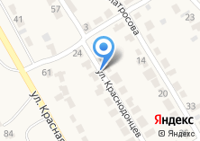 Компания «Эльком» на карте