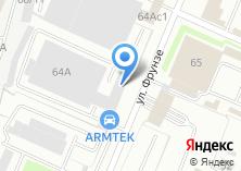 Компания «Брянская подшипниковая компания» на карте