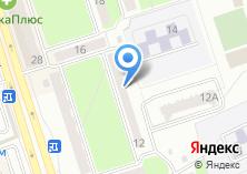 Компания «АВТО-груз» на карте