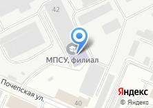 Компания «БИУБ» на карте