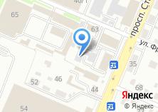Компания «Эксплуатационный участок тепловых сетей в Советском районе г. Брянска» на карте