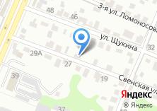 Компания «Режбетон» на карте