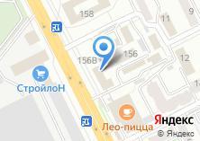 Компания «ЮР-ПРОФИ» на карте