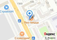 Компания «Саморезы» на карте