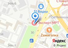 Компания «Селена-Сервис» на карте