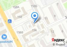 Компания «Мустанг Логистикс» на карте