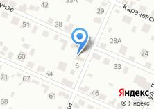 Компания «Инженерные технические системы безопасности» на карте