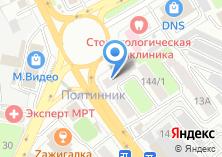 Компания «Особа» на карте