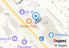 Компания «СтолБери» на карте