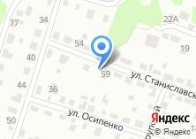 Компания «FORS32» на карте