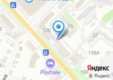 Компания «Золотой мост» на карте