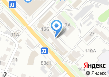 Компания «Гранд-Недвижимость» на карте