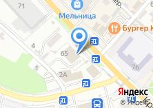Компания «Вымпелком» на карте