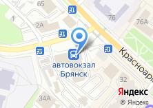 Компания «Mobil Servise 32» на карте