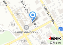 Компания «Продторг» на карте