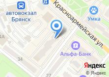 Компания «ЛипМол» на карте