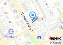 Компания «Стандарткомплект» на карте