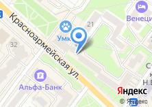 Компания «MobiService24.ru» на карте