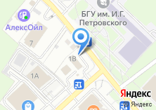 Компания «Эс Класс Клиник Брянск» на карте