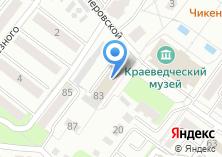 Компания «Брянский завод теплоизоляционных материалов» на карте