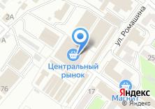 Компания «ИВАНОВСКИЕ  ТКАНИ» на карте
