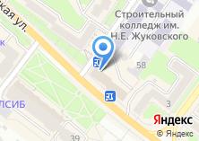 Компания «Моя реклама» на карте