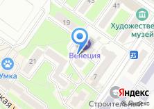 Компания «ЮНИКОРБАНК» на карте