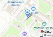 Компания «Моя парикмахерская» на карте