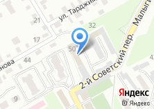 Компания «Всероссийское общественное движение в поддержку армии» на карте