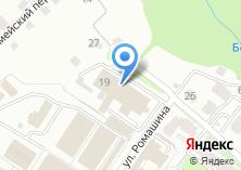 Компания «К-технологии» на карте