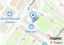 Компания «Росстар Телеком» на карте
