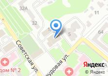 Компания «Брянское региональное объединение проектировщиков» на карте