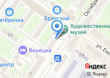 Компания «Банкомат БАЛТИНВЕСТБАНК» на карте