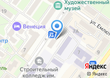 Компания «Пункт продажи проездных билетов» на карте
