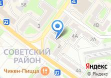 Компания «Адвокатский кабинет Коробкова В.С» на карте
