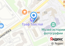 Компания «Граф Толстой» на карте
